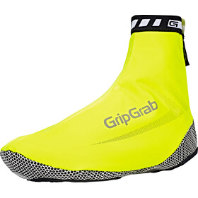 GripGrab RaceAqua Hi-Vis Shoe Covers Fluo Yellow